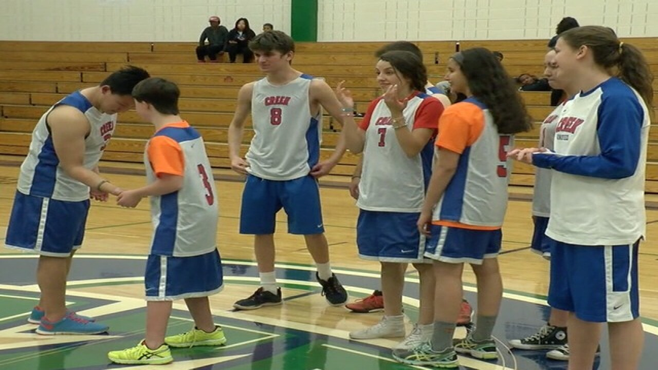 Unified Basketball: Changing lives and atitudes