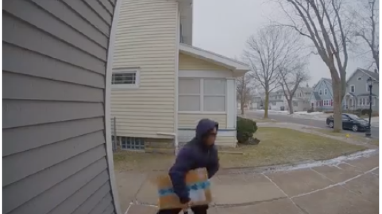 VILLAGE OF KENMORE PORCH PIRATE