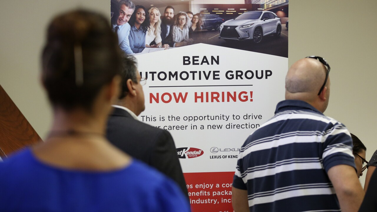 US adds 145,000 jobs; unemployment holds at 3.5%