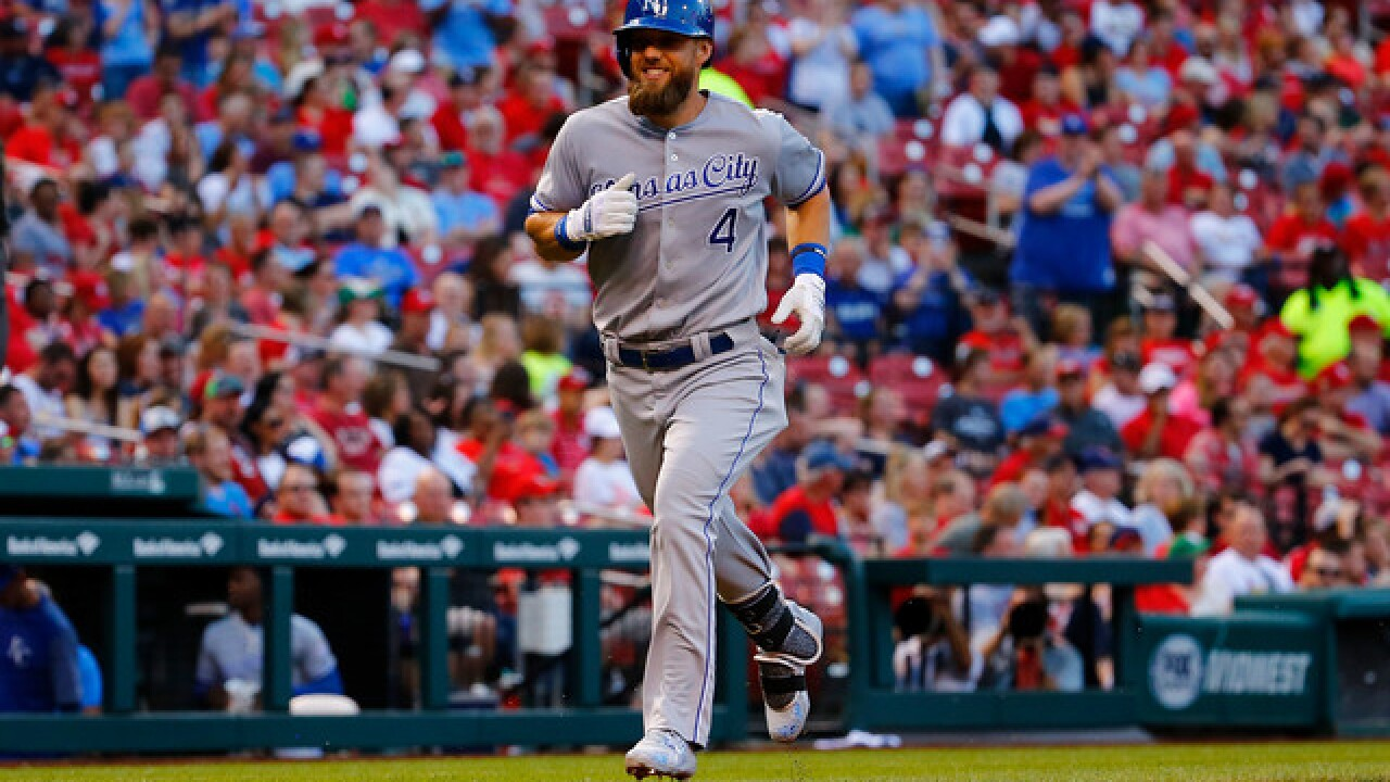 Royals early home runs pave way to much-needed win, 5-1, over Cardinals