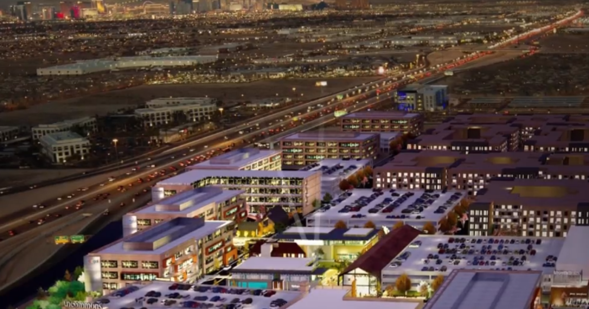 New development project coming to southwest Las Vegas
