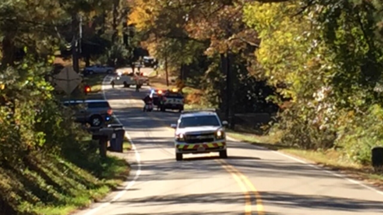 Police ID victim in fatal two-vehicle crash inChesterfield