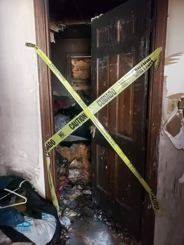 Mockbee, Whalen house fire
