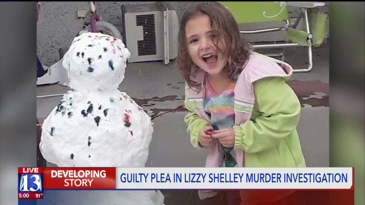 Uncle pleads guilty in kidnapping, rape and murder of 5-year-old Elizabeth Shelley