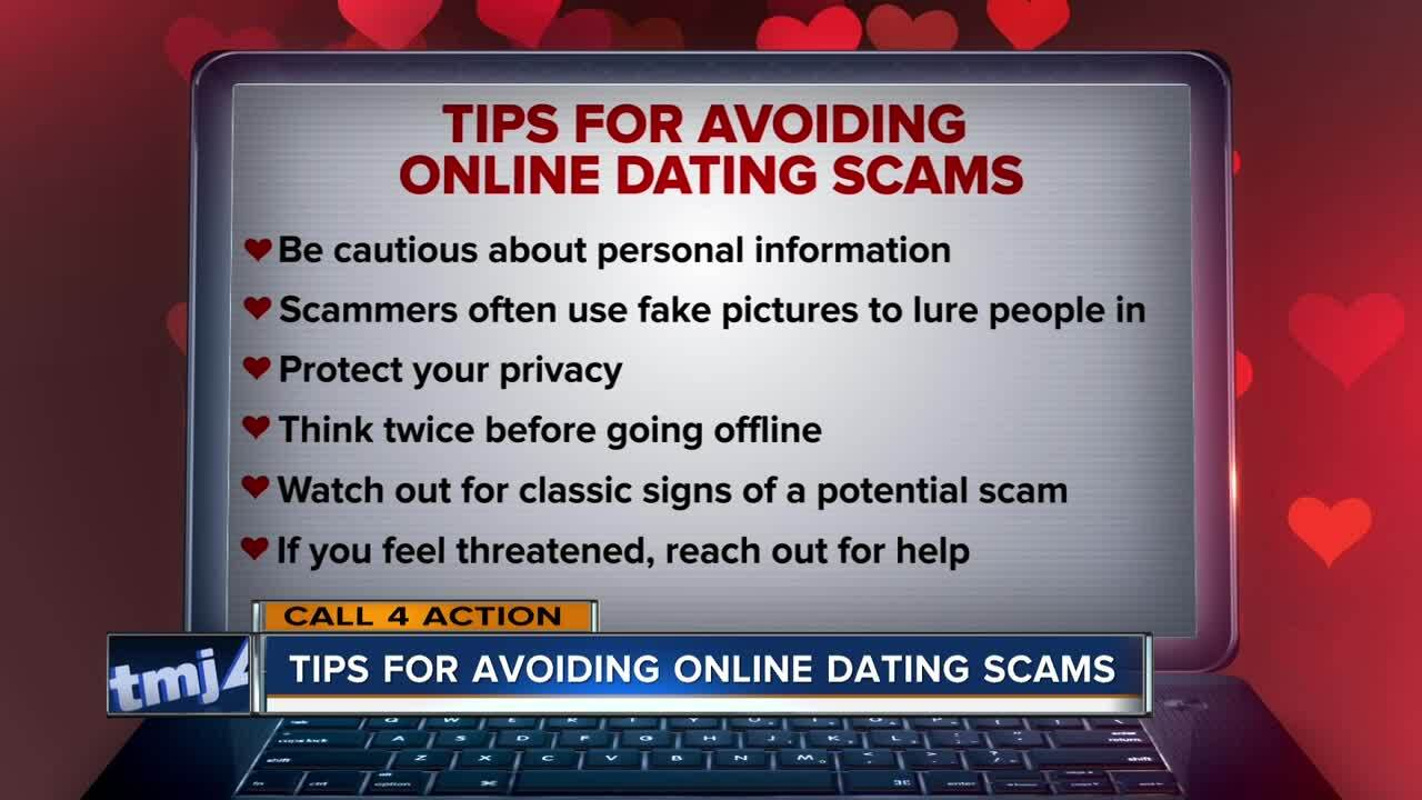 scammed online dating