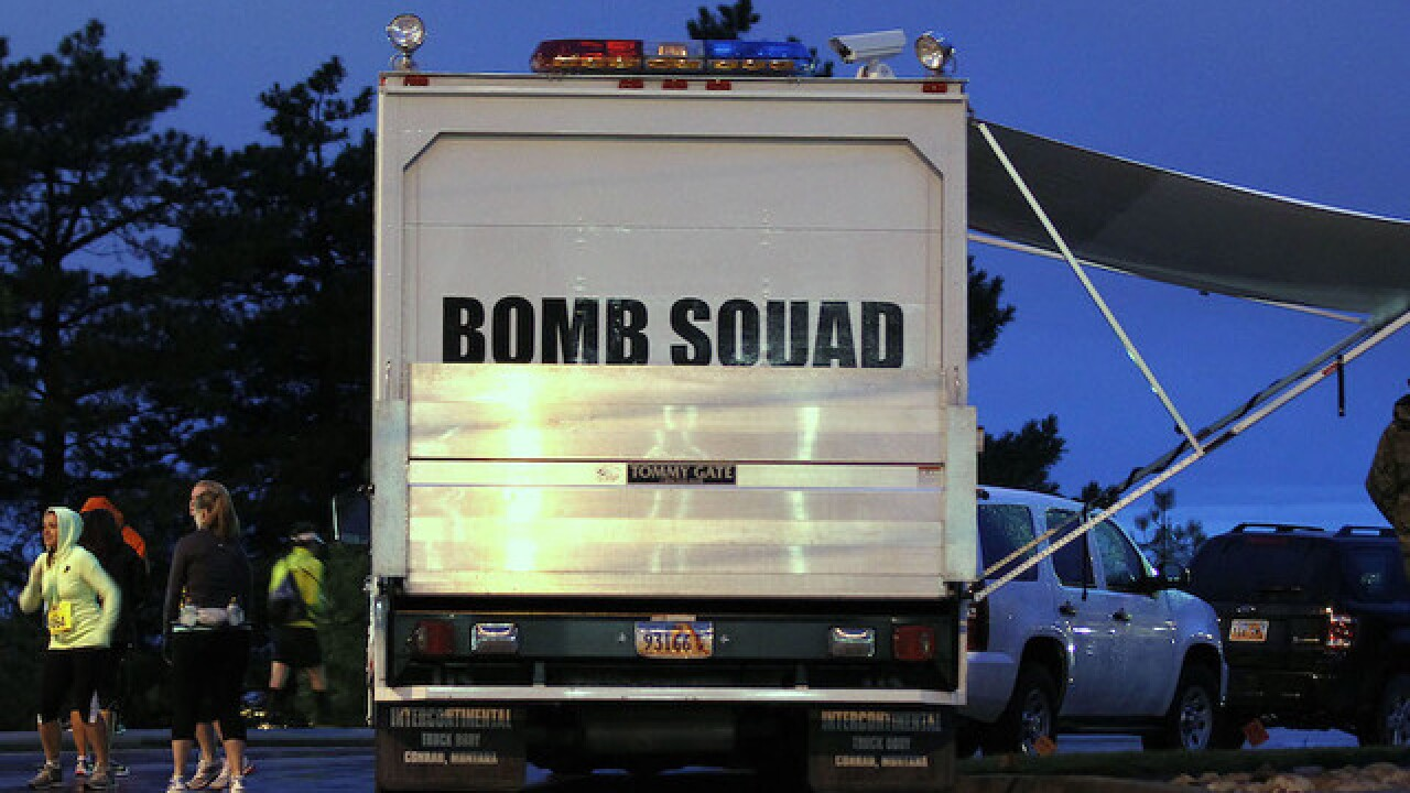 Police: Bomb threats likely a hoax