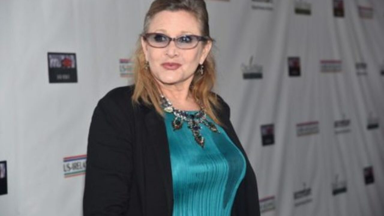 'Star Wars: Episode IX' cast will include Carrie Fisher