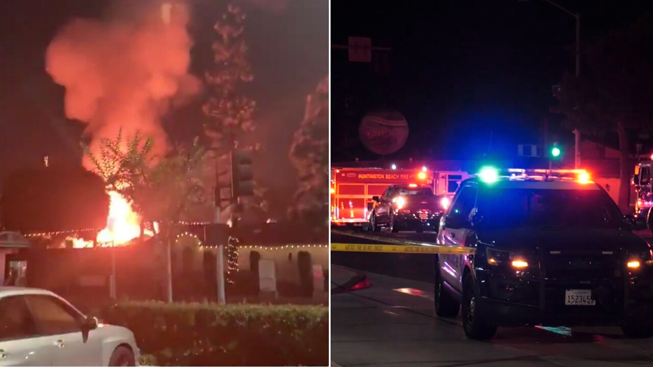 Explosion at Oktoberfest celebration leaves 4 injured, including first responders