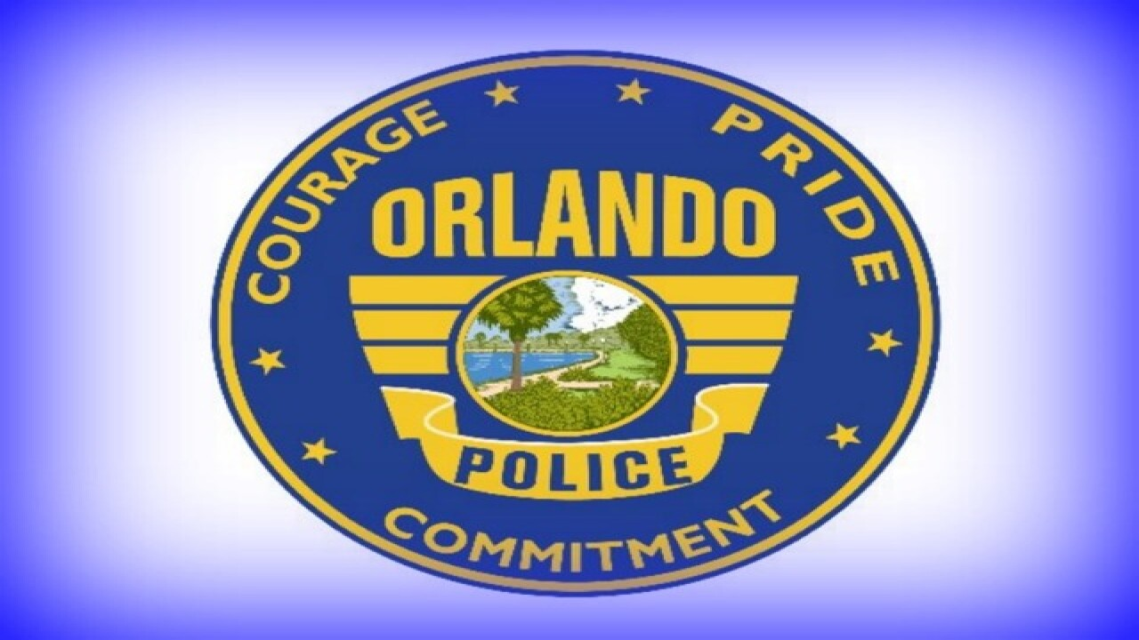 Officer-involved shooting in Orlando