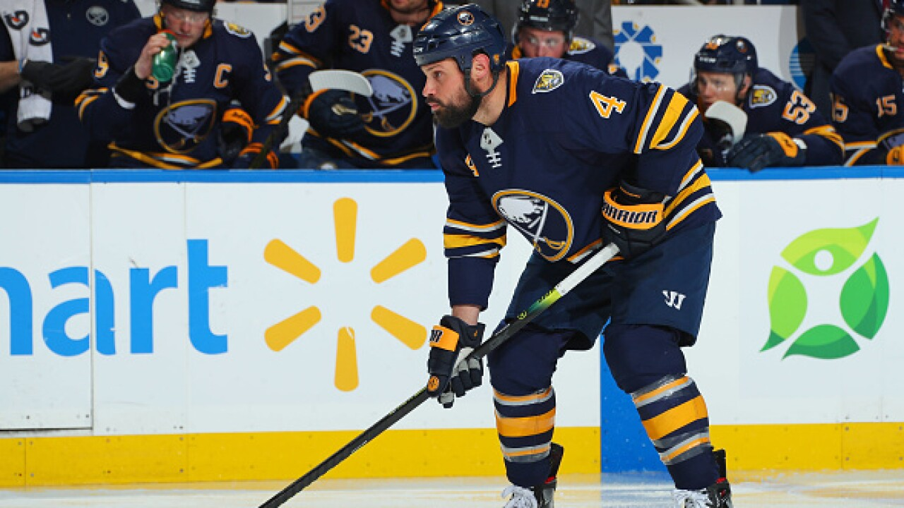 Former Sabre Zach Bogosian signs with Tampa Bay Lightning