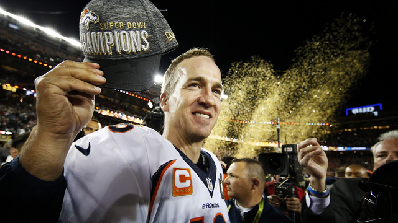 Broncos players on Manning's retirement