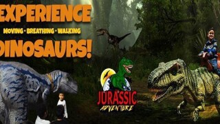 Have some Jurassic fun in Robstown this weekend