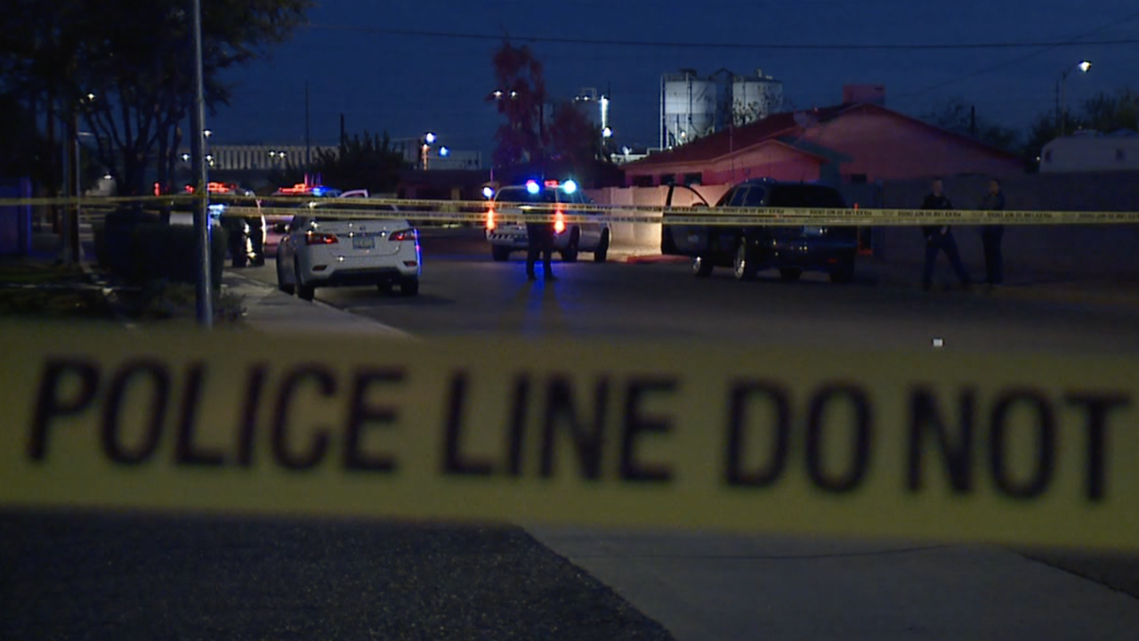 Man beat and stomped on in Phoenix