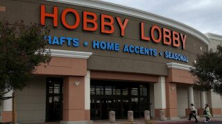 Hobby Lobby has home decor on sale for up to 75% off