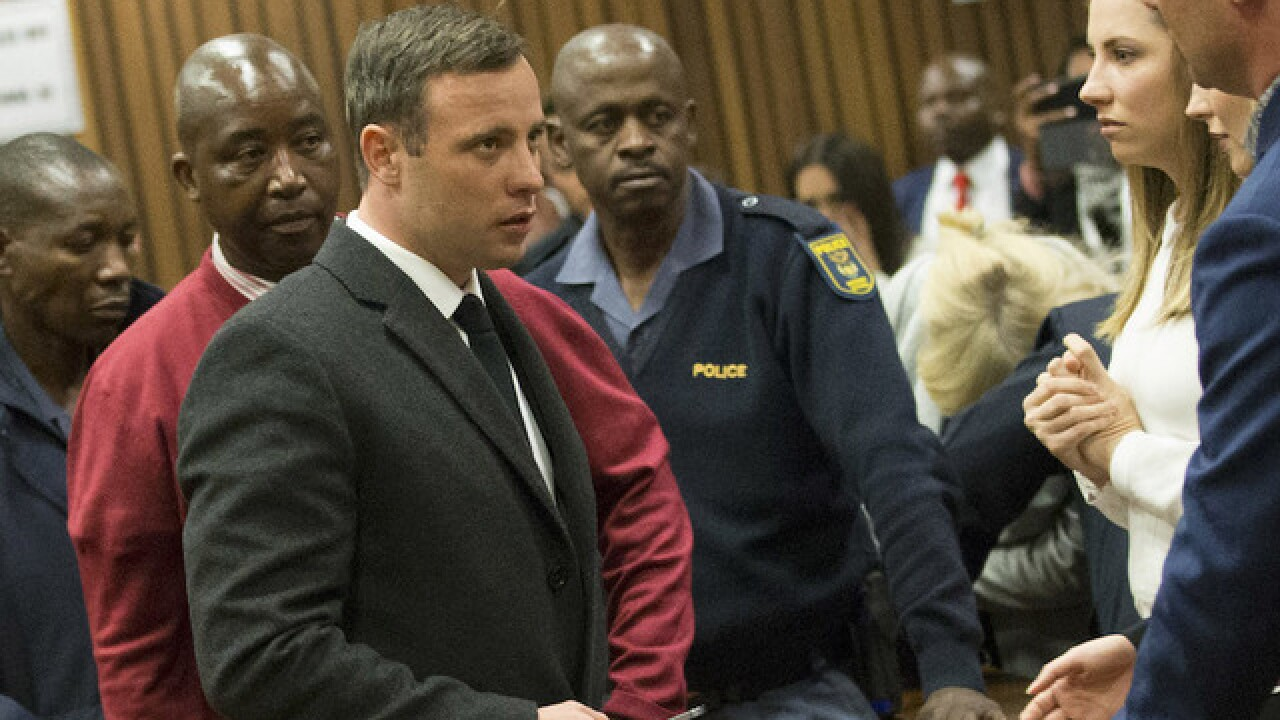 Court adds years to Oscar Pistorious' murder sentence