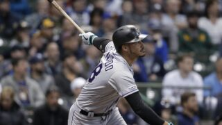 Arenado, Dahl, Tapia HRs lead Rockies over Brewers 11-6