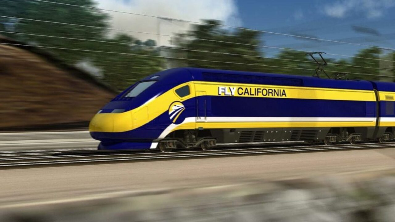 Trump administration pulls $1B for California rail project
