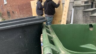 Talkin' trash and getting results in Franklin Square neighborhood