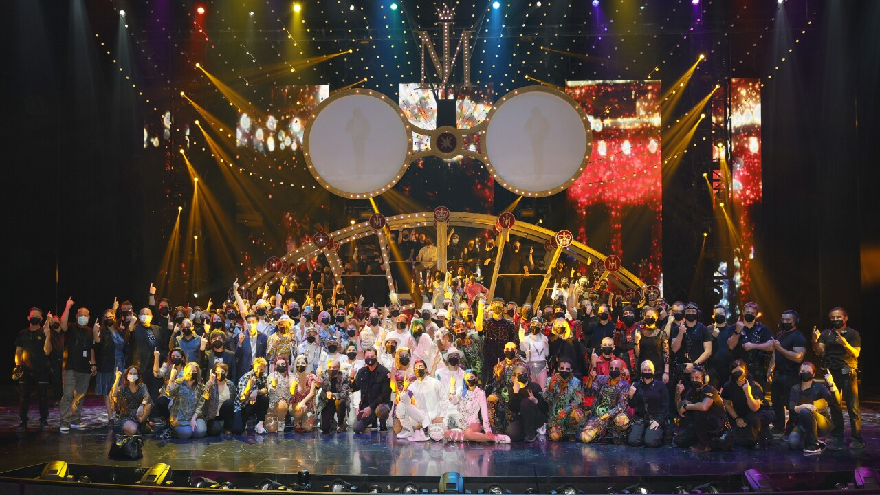 """""""Michael Jackson ONE By Cirque du Soleil"""" Returns To Mandalay Bay Resort And Casino"""