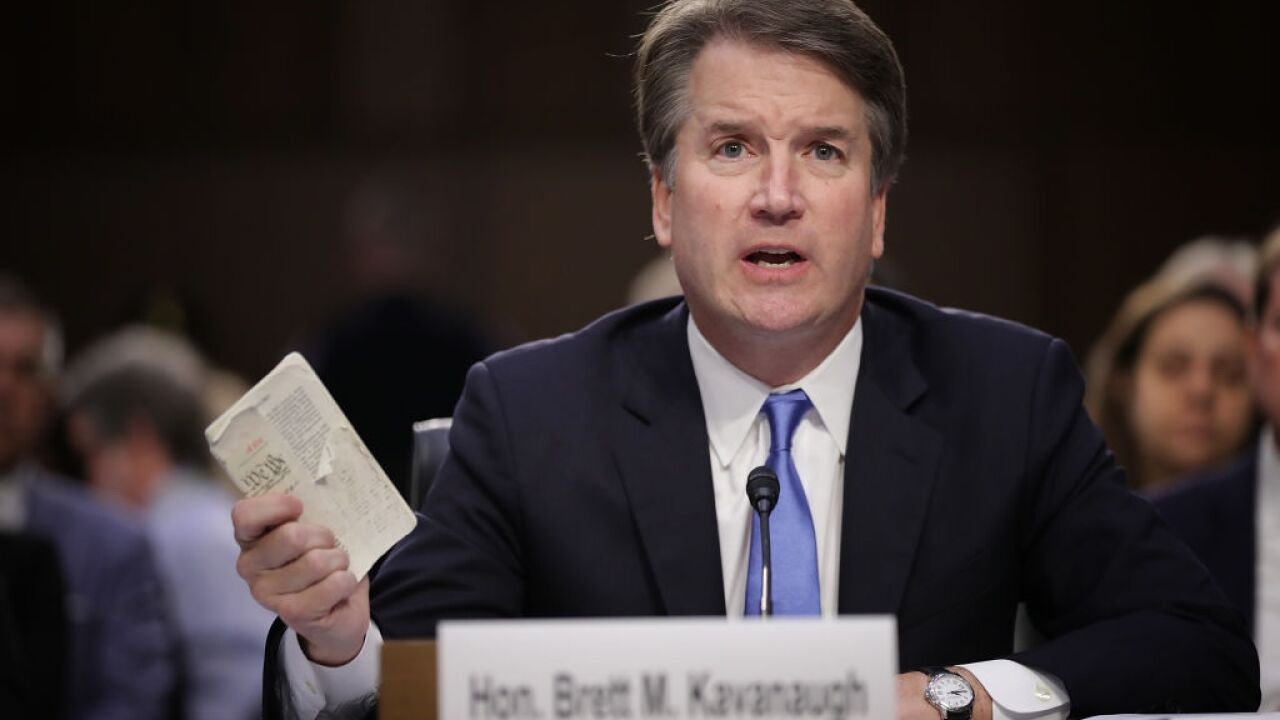 Senator urged FBI to reach out to Kavanaugh witness, letter shows