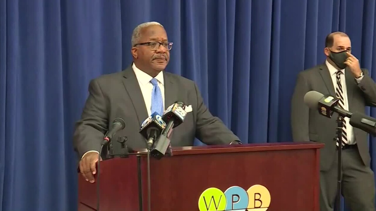 West Palm Beach Mayor Keith James holds a news conference on April 21, 2021.jpg