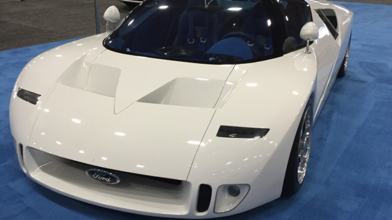 PICS: Tulsa Auto Show at the Expo Center
