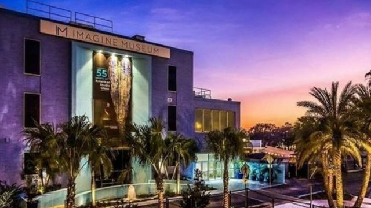 Free admission to more than 100 Florida museums this weekend for Museum Day