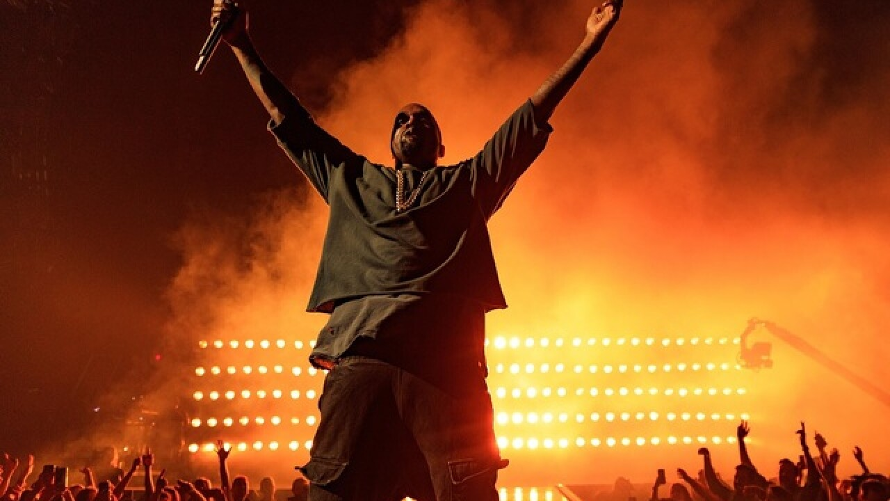 Petition: Rename train station after Kanye West