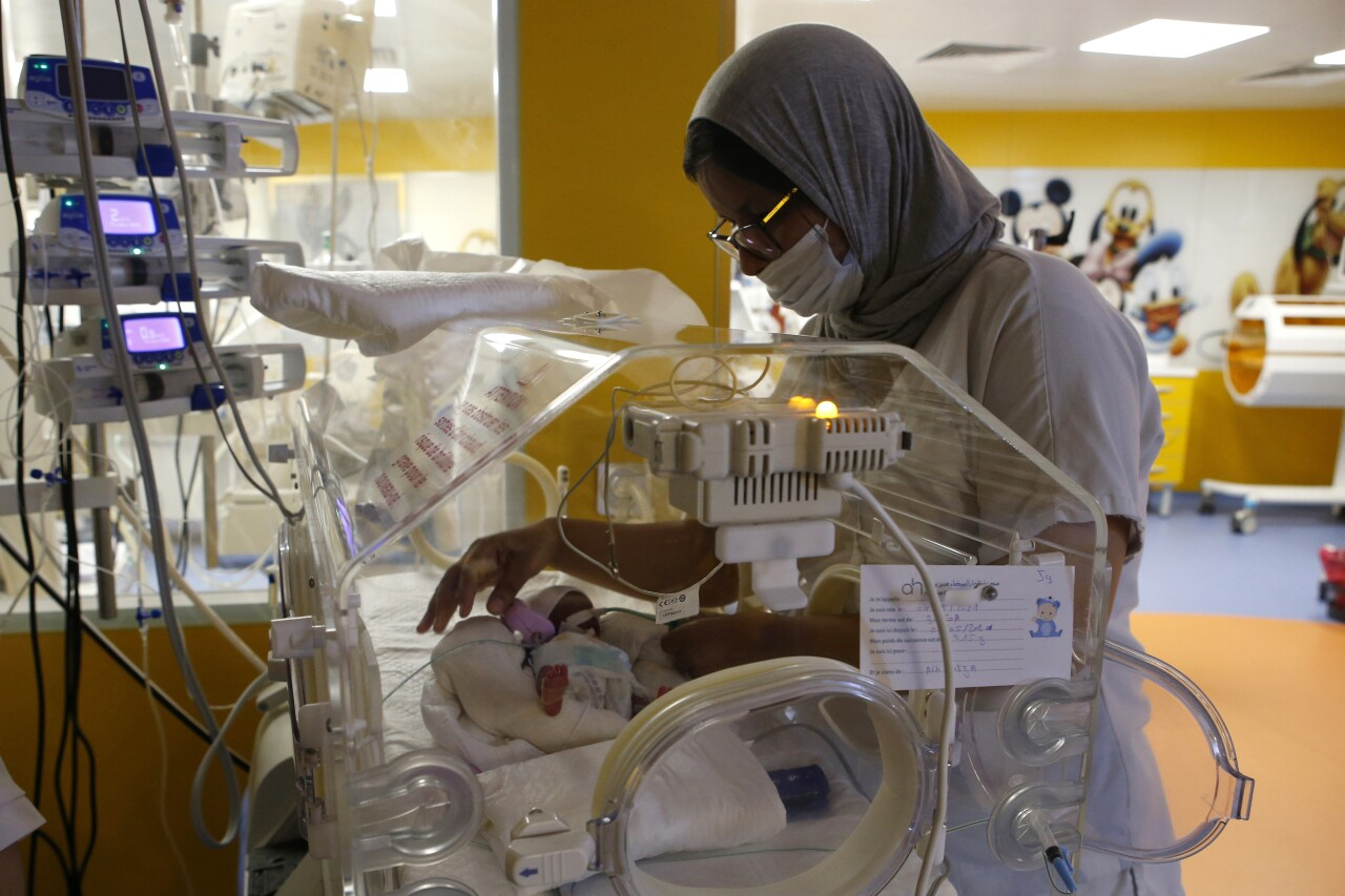CORRECTION Morocco Mali Nonuplet Births