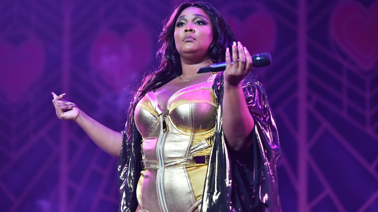 Lizzo to headline Bonnaroo 2020