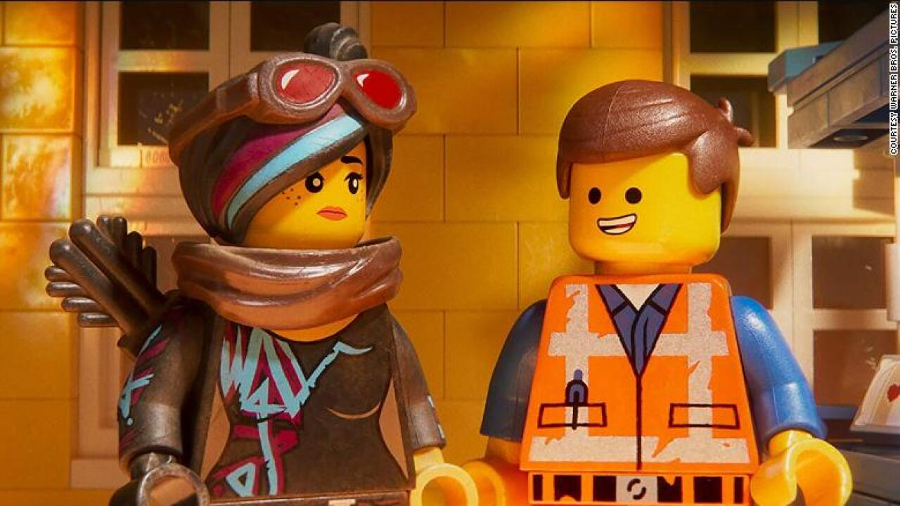 At the Movies: 'Lego Movie 2: The SecondPart'