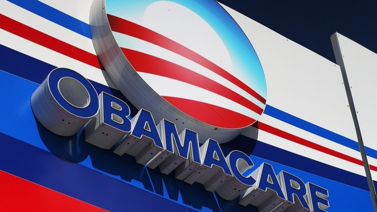 Trump administration starts deleting Obamacare references from sites