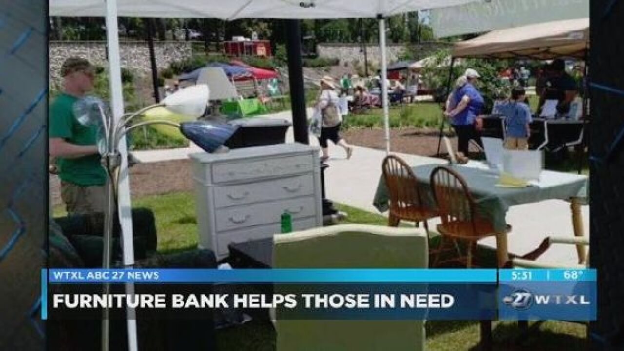 Tallahassee Furniture Bank Helps Those In Need Get Back On Their Feet