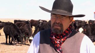 Montana Farm Bureau Federation director Casey Mott