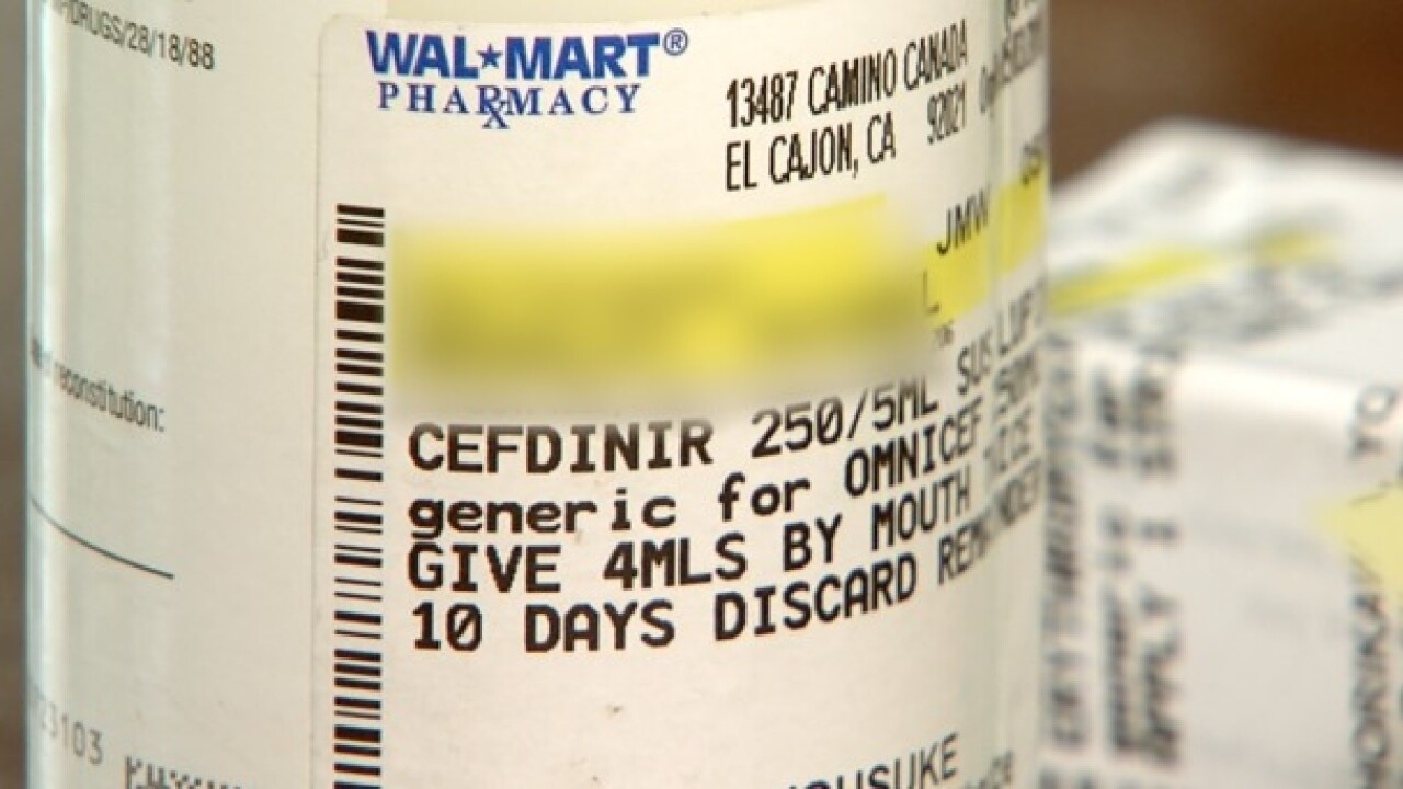 Family: dangerous pharmacy prescription mistake