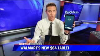 Tech Smart: Thumbs up on super cheap Walmart tablet