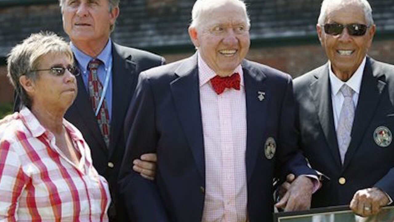Sports broadcaster Bud Collins has died