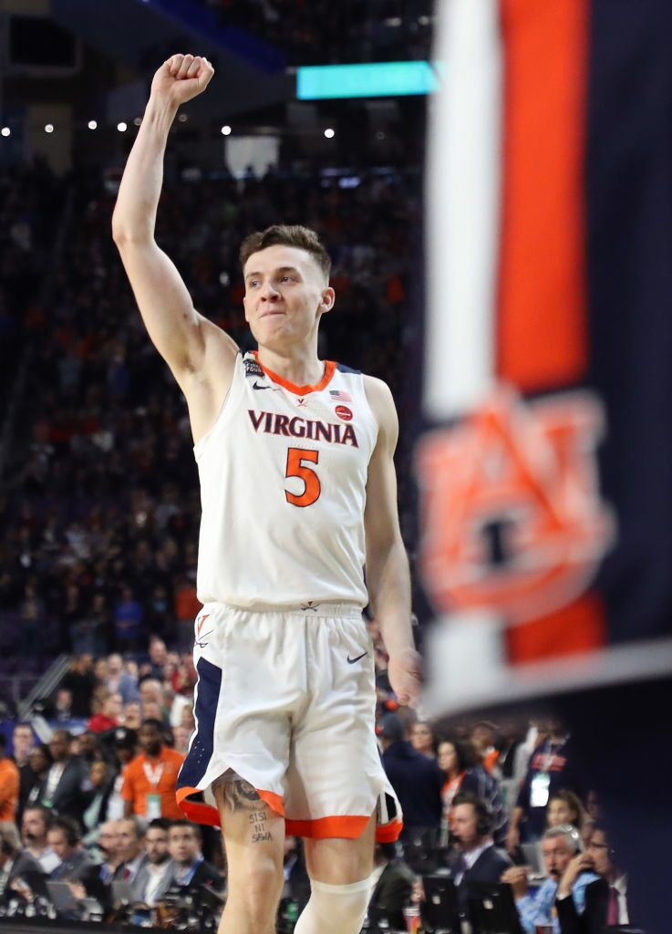 Photos: ICYMI: Watch final 5 minutes of Virginia's nail-biting Final Four win