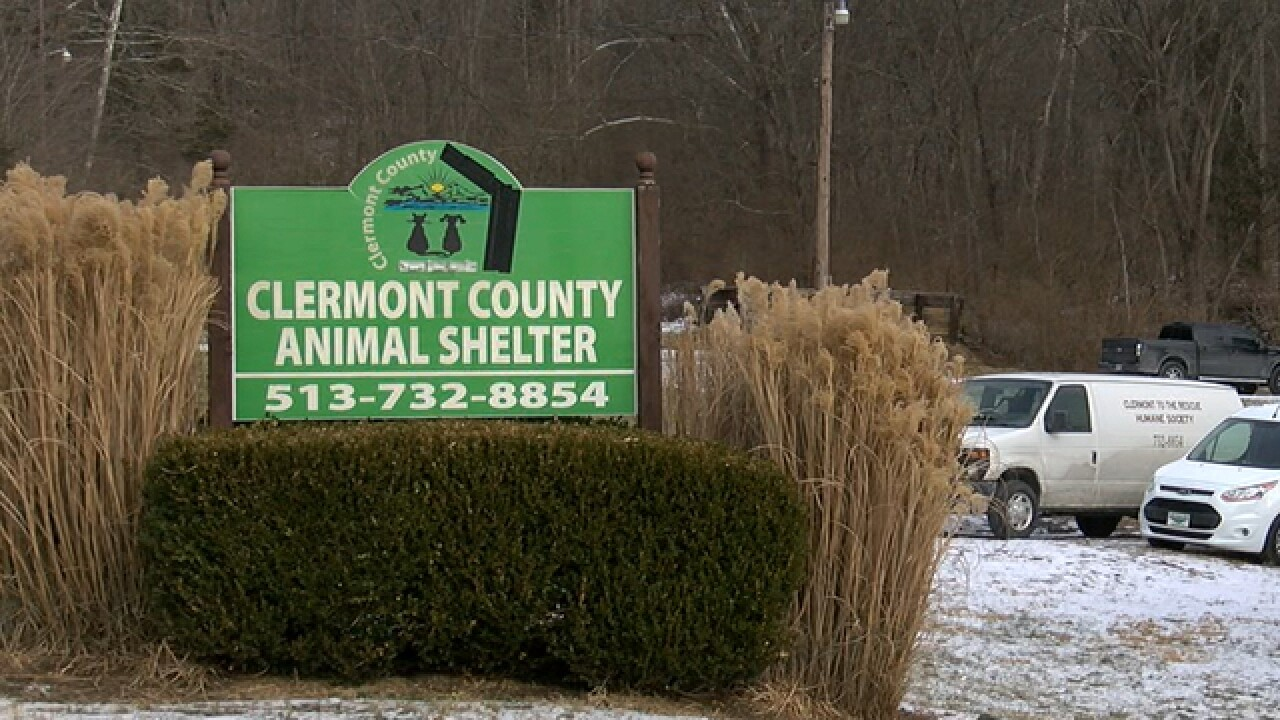 Clermont County Animal Shelter reopens Friday