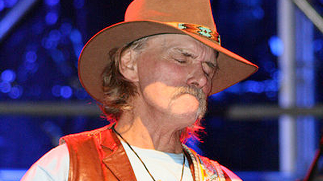 'Ramblin' Man' singer Dickey Betts hurt after falling while playing with the family dog in Florida