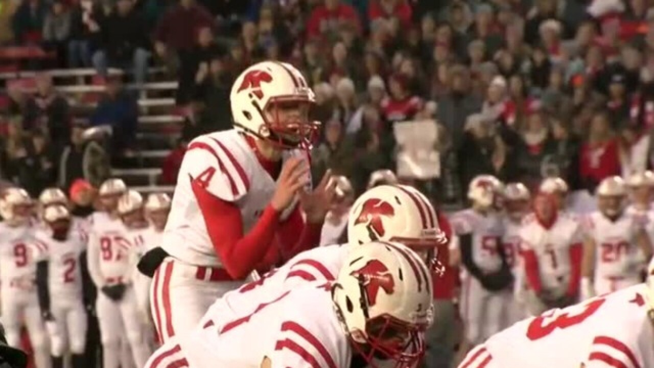 Football Frenzy: State Championship Highlights