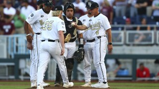 CWS Vanderbilt Mississippi St Baseball