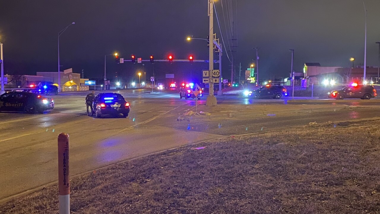 Shooting Scene at nightclub in Independence