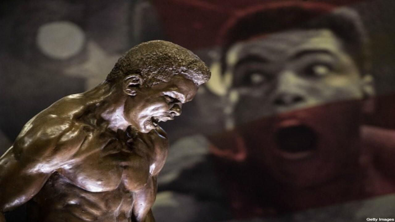 Boxing legend Muhammad Ali passes away at 74