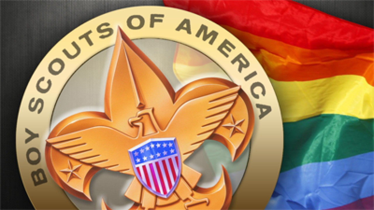 Obama opposes Boy Scouts' ban of gay members