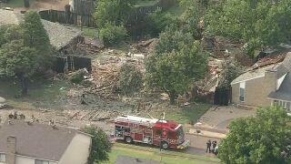 North Texas home explosion.JPG