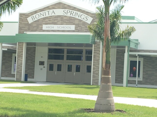 New Bonita Springs High set to welcome new students