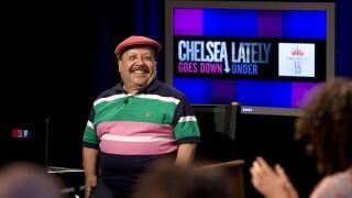 Chuy Bravo, sidekick of Chelsea Handler on 'Chelsea Lately,' dies at 63