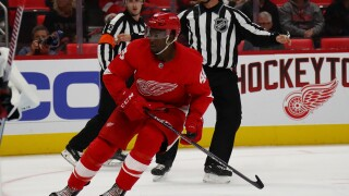 Givani Smith Red Wings