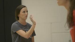 Katie Lovett - Montana Western volleyball